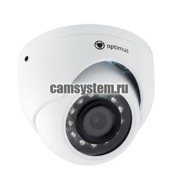 Optimus IP-E052.1(3.6)A_H.265 - 2 МП купольная IP-камера по цене 2 879.00 р.