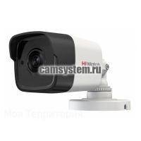 HiWatch DS-T500 (B) (2.8 mm) - 5Мп уличная HD-TVI камера