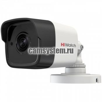 HiWatch DS-T300 (3.6 mm) - 3Мп уличная HD-TVI камера по цене 3 090.00 р.
