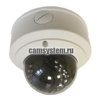 Optimus IP-E042.1(2.8-12)P_V.2 - 2 Мп уличная IP-камера с PoE по цене 5 119.00 р.