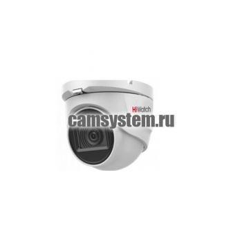 HiWatch DS-T203A (3.6 mm) - 2Мп уличная HD-TVI камера по цене 2 917.00 р.