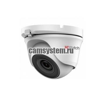 HiWatch DS-T203(B) (3.6 mm) - 2Мп уличная HD-TVI камера по цене 2 520.00 р.