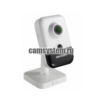 Hikvision DS-2CD2423G0-IW (4mm) - 2Мп компактная WiFi IP-камера по цене 11 890.00 р.