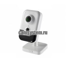 Hikvision DS-2CD2423G0-IW (4mm) - 2Мп компактная WiFi IP-камера