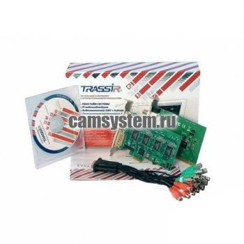 TRASSIR ПО DuoStation AF 32 - AF+Bolid 32 по цене 16 448.00 р.