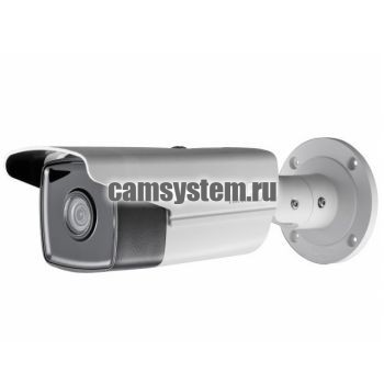 Hikvision DS-2CD2T83G0-I5 (4mm) - 8Мп уличная цилиндрическая IP-камера по цене 17 790.00 р.