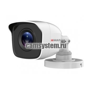 HiWatch DS-T110 (6 mm) - 1Мп уличная HD-TVI камера по цене 1 860.00 р.