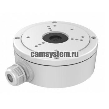 HiWatch DS-1280ZJ-S - Монтажная коробка алюминиевая по цене 2 185.00 р.