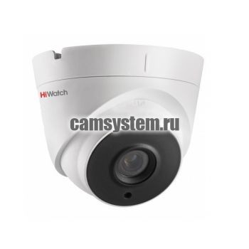 HiWatch DS-I203(С)(2.8 mm) - Уличная купольная 2Мп IP-камера по цене 5 050.00 р.