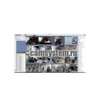 TRASSIR Hikvision ACS по цене 3 200.00 р.