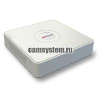 HiWatch DS-H104G - 4 канальный гибридный видеорегистратор