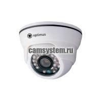 Optimus AHD-H022.1(3.6) - 2 Мп купольная AHD камера
