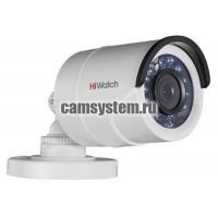 HiWatch DS-T200 (3.6 mm) - 2Мп уличная HD-TVI камера