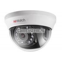 HiWatch DS-T201 (3.6 mm) - 2Мп купольная HD-TVI камера