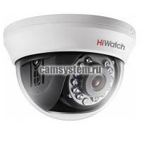 HiWatch DS-T591 (3.6 mm) - 5Мп внутренняя HD-TVI камера
