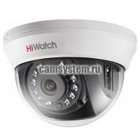 HiWatch DS-T591 (2.8 mm) - 5Мп внутренняя HD-TVI камера