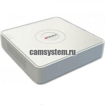 HiWatch DS-N204(B) - 4 канальный IP-видеорегистратор по цене 4 902.00 р.