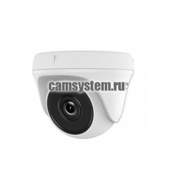HiWatch DS-T133 (6 mm) - 1Мп купольная HD-TVI камера по цене 1 420.00 р.