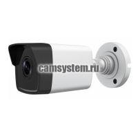 HiWatch DS-I100(B) (6 mm) - 1Мп уличная IP-камера