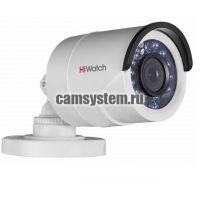 HiWatch DS-T200P (6 mm) - 2Мп уличная HD-TVI камера