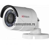 HiWatch DS-T200P (3.6 mm) - 2Мп уличная HD-TVI камера