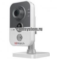 HiWatch DS-I114 (2.8 mm) - Внутренняя 1Мп IP-камера