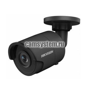 Hikvision DS-2CD2043G0-I (2.8mm)(Черный) - 4Мп уличная цилиндрическая IP-камера по цене 12 690.00 р.