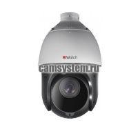 HiWatch DS-T215(B) - 2Мп скоростная поворотная HD-TVI камера