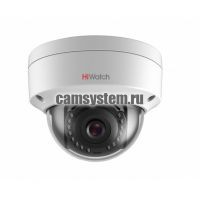 HiWatch DS-I102 (6 mm) - Уличная 1Мп IP-камера