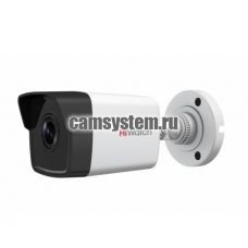 HiWatch DS-I400(B) (2.8 mm) - 4Мп уличная цилиндрическая IP-камера