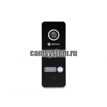 Optimus DSH-1080/1 (черный) - Вызывная панель на 1 видеодомофон по цене 5 125.00 р.