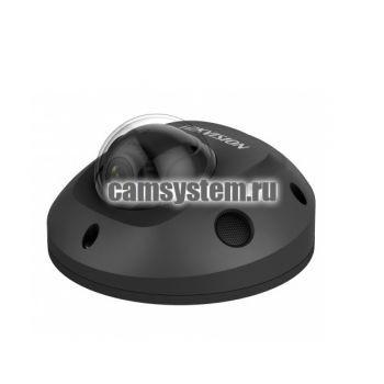 Hikvision DS-2CD2523G0-IS (2.8mm)(Черный) - 2Мп уличная компактная IP-камера по цене 12 190.00 р.