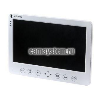 Optimus VM-10.1 (w) - 10.1 TFT LCD монитор видеодомофона по цене 8 443.00 р.