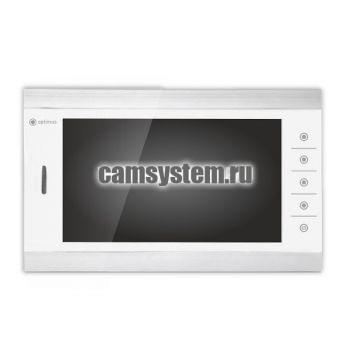 Optimus VM-10.1 (sw) - 10.1 TFT LCD монитор видеодомофона по цене 8 940.00 р.