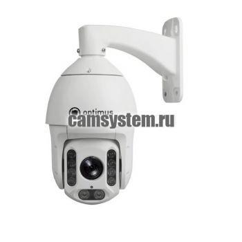 Optimus IP-E092.1(20x)_v.1 - 2 Мп поворотная уличная IP-камера по цене 23 639.00 р.