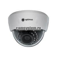 Optimus IP-E021.0(2.8) - 1 Мп купольная IP-камера