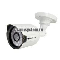 Optimus AHD-M011.0(3.6)E - 1 Мп уличная AHD камера