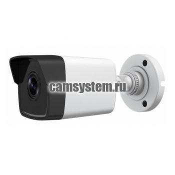 HiWatch DS-I250M (4 mm) - 2Мп уличная цилиндрическая IP-камера по цене 7 470.00 р.