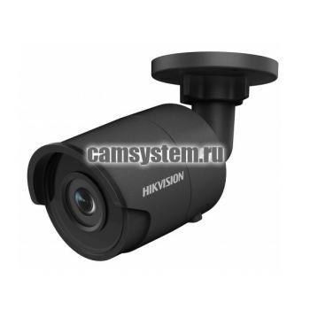 Hikvision DS-2CD2023G0-I (2.8mm)(Черный) - 2Мп уличная цилиндрическая IP-камера по цене 11 177.00 р.