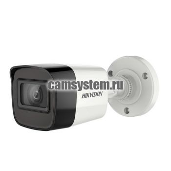 Hikvision DS-2CE16D3T-ITF (2.8mm) - 2Мп уличная HD-TVI камера по цене 3 490.00 р.