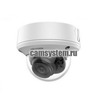 Hikvision DS-2CE5AD3T-VPIT3ZF (2.7-13.5mm) - 2Мп уличная HD-TVI камера по цене 6 390.00 р.