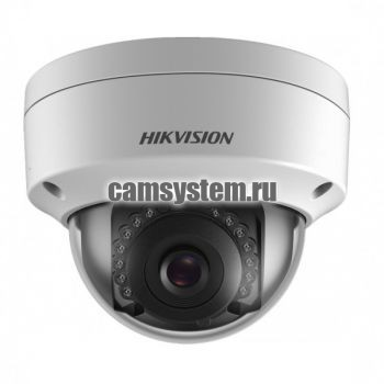 Hikvision DS-2CD2143G0-IU (6mm) - 4Мп уличная купольная IP-камера по цене 12 690.00 р.