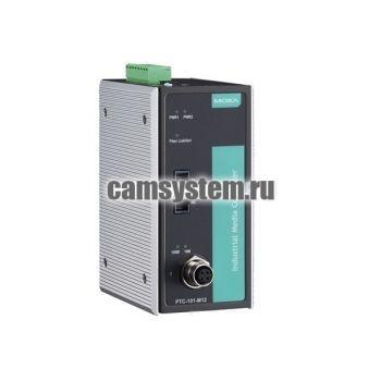 MOXA PTC-101-M12-S-SC-LV-T по цене 58 450.00 р.
