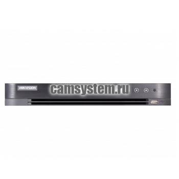 Hikvision DS-7204HTHI-K2(S) - 4 канальный гибридный HD-TVI видеорегистратор по цене 20 671.00 р.