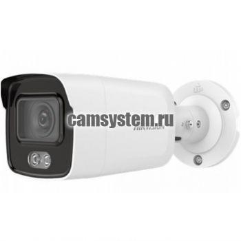 Hikvision DS-2CD2027G1-L (2.8mm) - 2Мп уличная цилиндрическая IP-камера по цене 11 890.00 р.