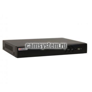 HiWatch DS-H316/2QA - 16 канальный гибридный видеорегистратор по цене 24 960.00 р.