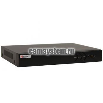 HiWatch DS-H308QA - 8 канальный гибридный видеорегистратор по цене 13 158.00 р.