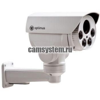Optimus IP-P082.1(10x)_v.1 - 2 Мп поворотная уличная IP-камера по цене 12 456.00 р.