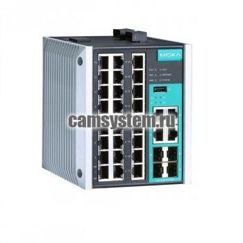 MOXA EDS-528E-4GTXSFP-HV по цене 184 913.00 р.