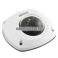 HiWatch DS-T251 (3.6 mm) - 2Мп купольная HD-TVI камера